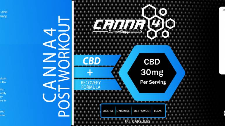 How CBD Can Help Improve Your Workout Program